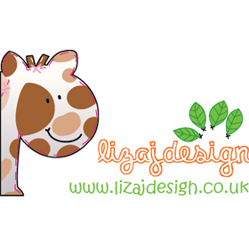 Lizajdesigns – refreshed logo
