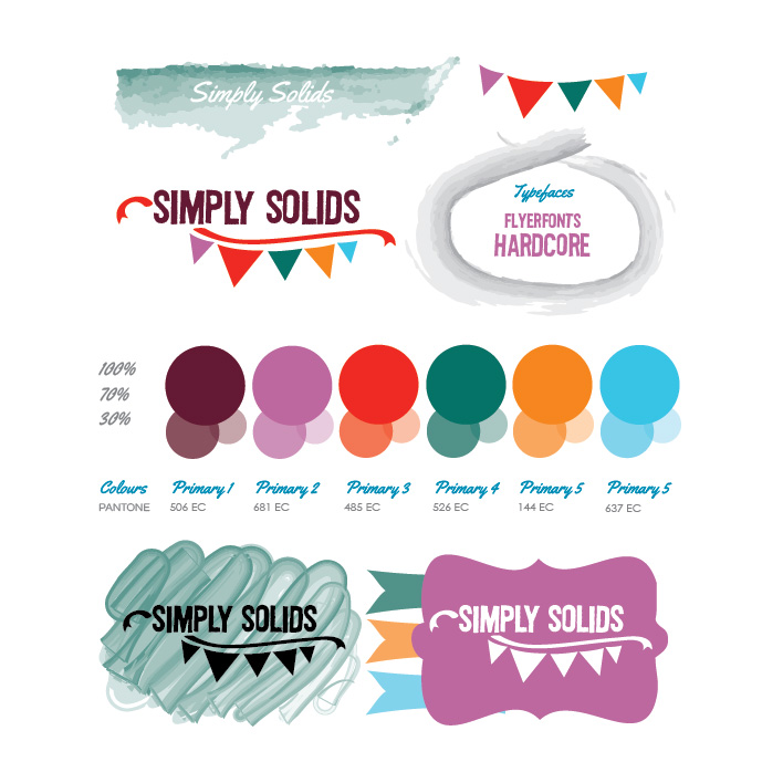 Simply Solids